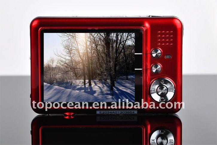 NEW promotion 12 million pixels promotion Digital Camera