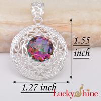Ювелирная подвеска Luckyshine P0571