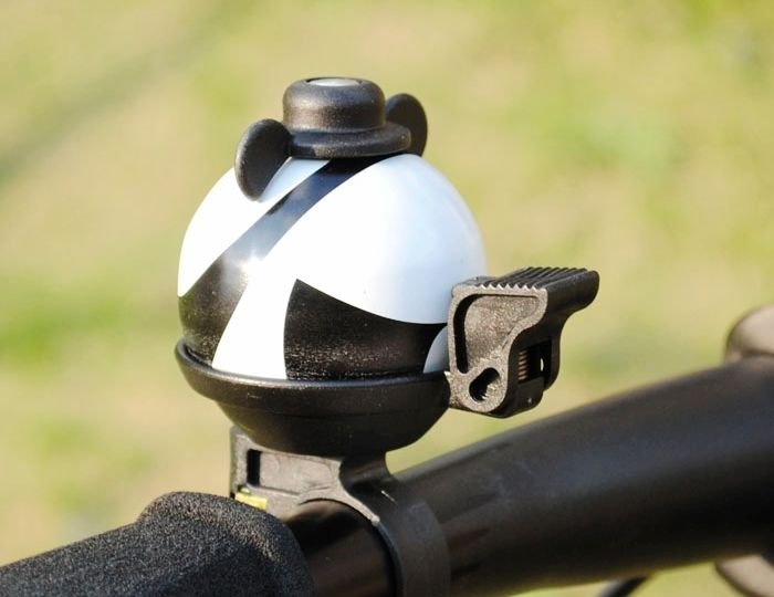 Cycling Bicycle Bike Cute Panda Shape Bell Ring Alarm