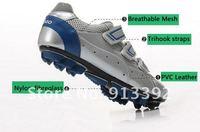 Женская обувь для велоспорта 2012 Top quality! Men Sports Cycling Shoes, breathablity Mountain Bike Shoes