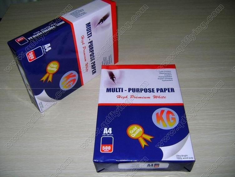 8.5X13 size copy paper 70gsm 75gsm 80gsm factory