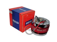 Free Shipping: SPARCO Quick Release Steering Wheel Boss Kit
