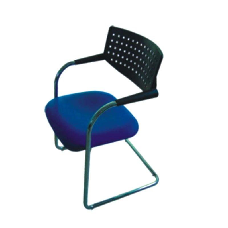 elegant metal swivel chair