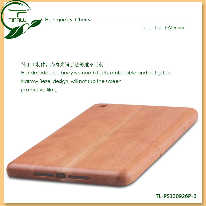 Quality Warranty Wood for Ipad Mini Case,mobile phone accessories for ipad mini