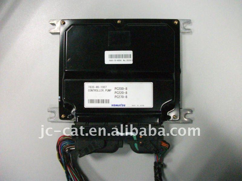komatsu excavator controller PC200-8 Komatsu pc-6