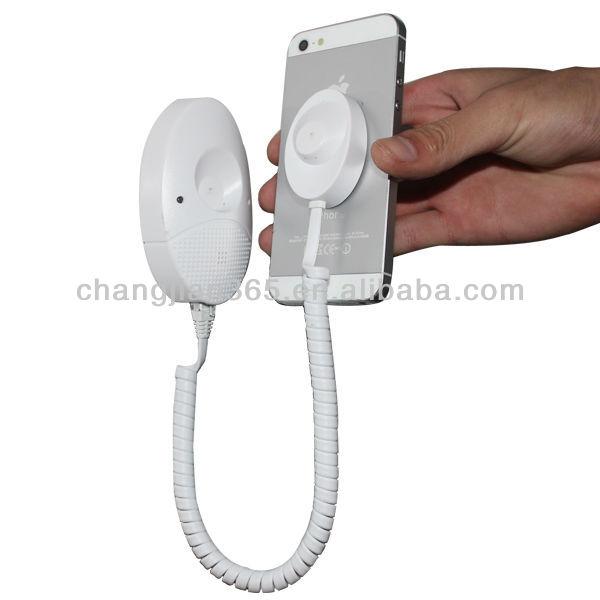 сигнализации стойкой дисплея для смартфона