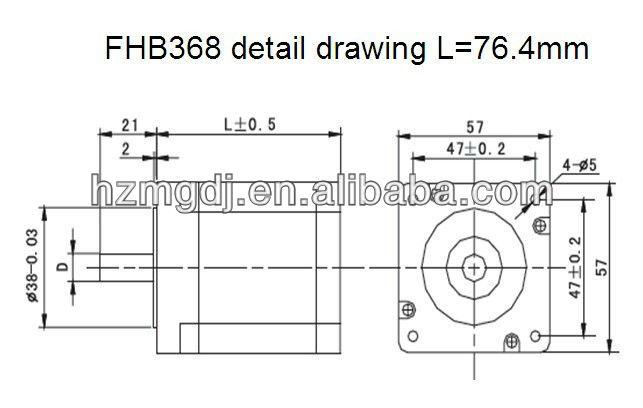 FHB368 detail drawing