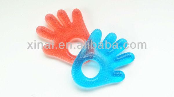 per bambini dentizione anello e massaggiagengive sonaglio