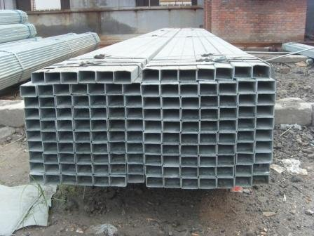 Q195 Q215 Q235 Q345 welded square steel pipe