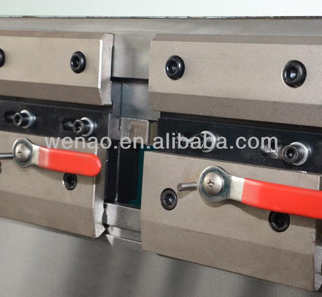 Double WC67Y linkage bending machine