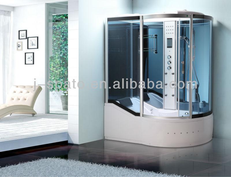 New Design Best Seller in Hangzhou Supply Sauna Shower Combination