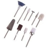 Инструменты для дизайна ногтей Pedi pistol who50pcs/Pedichiura Pedi TV
