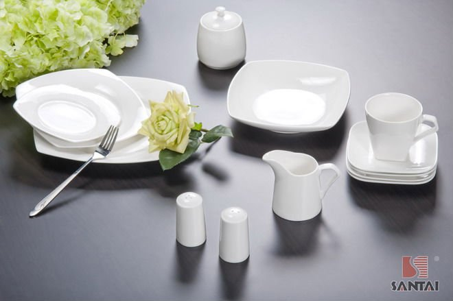 New Arrival!!! FIne China Dinner Plates Set