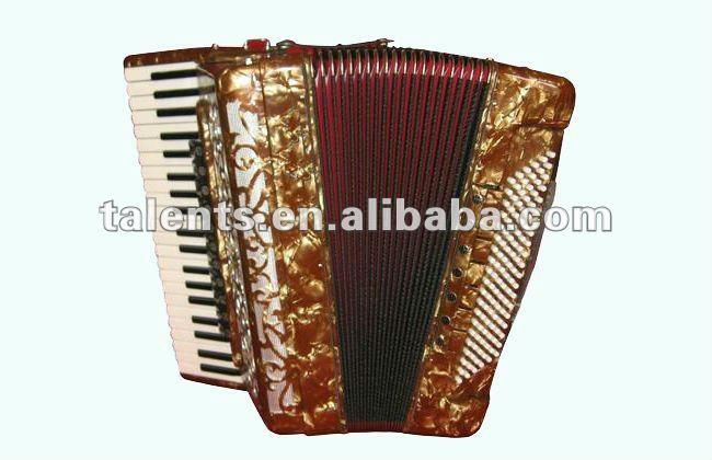 37Key 80 Bass 5+0 Variable Tone Accordion
