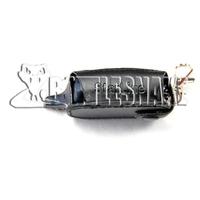 LCD пульт дистанционного управления для starline b9 двухстороннее автомобиль будильник sytem с кожаный чехол