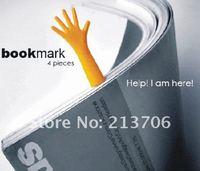 новизна пункта красочные закладки/помочь мне книга Марк/ПВХ закладка 24pcs/lot