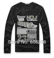 Мужская футболка 2012 new hot men t shirt 100% cotton men tee shirt men's t shirts M/L/XL/XXL