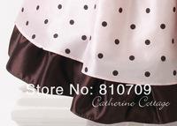 Платье для девочек Brand Children Girl's Dress Princess White Kids Dresses With white Bow Infant Clothing 4PCS/lot