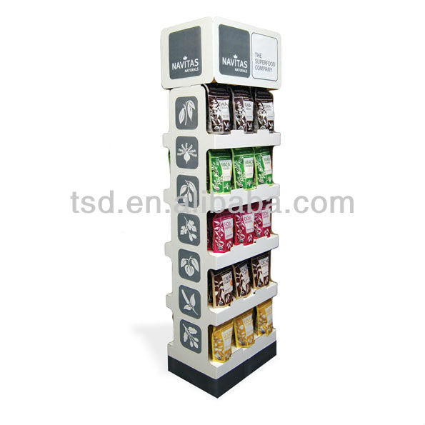 Coffee Shop Fit Out Shop Fittings Display Rack