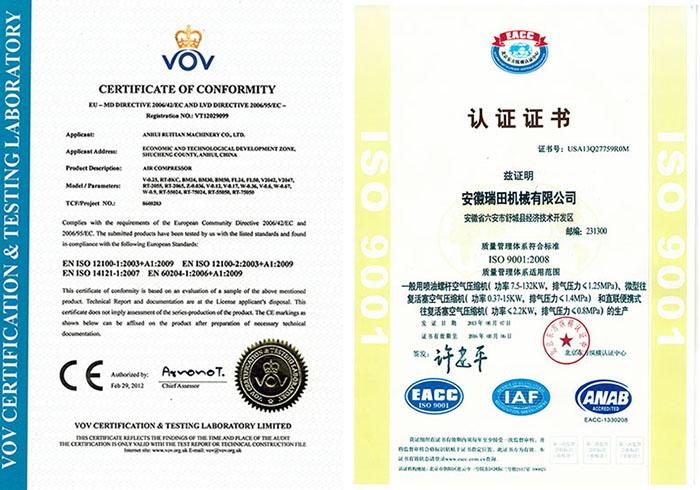 20hp 500l 115psi reciprocating+compressor+china