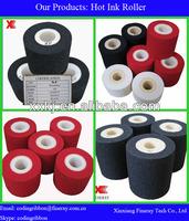 fineray бренд xj типа диаметром 36 мм * 32 мм черный печати рулоны для истечения срока кодирования и печати