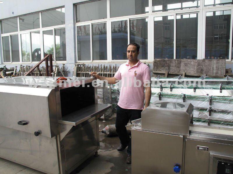 Aloe Processing Line Aloe gel maker