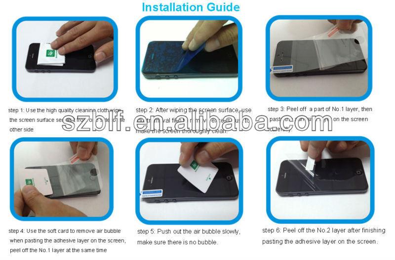 Para samsung protetor de tela com o fabricante e preço de fábrica