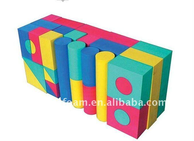 Eva inteligência educacional lighweight blocos de construção HH-B003