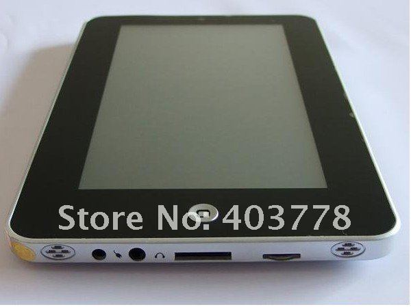 7Inch Android 2.3 InfoTM iMAPx210 DDR256M, 4GB Nand Flash, 1GHZWiFi Tablet Pc