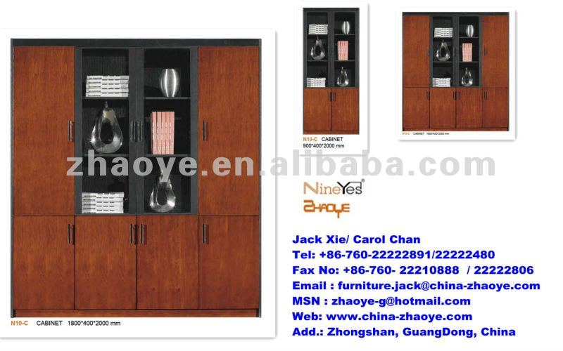 Office cabinet 4 doors/Wooden cabinet