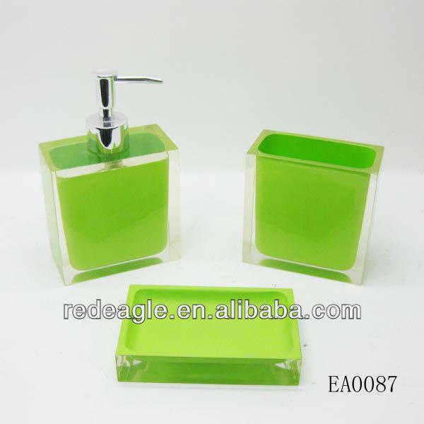 EA0015 Hotel Purple Bathroom Fittings and Accessories
