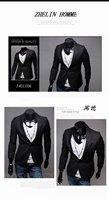 Мужской пиджак slim X 06