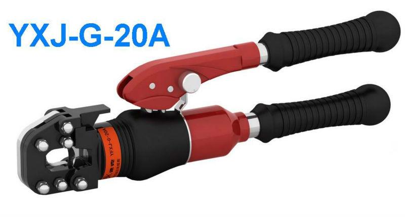 Cabo máquina de corte / ferramenta de corte hidráulico / manual cortador hidráulico /