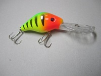 Приманка для рыбалки ChuanHeng bait 9.5cm11.6gram , 50pcs/lot, 4 CXCH-A