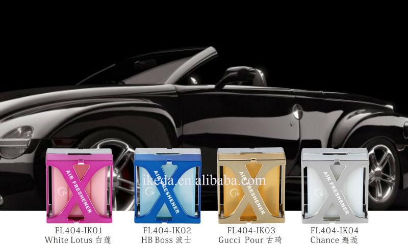 Customized Car Fresheners