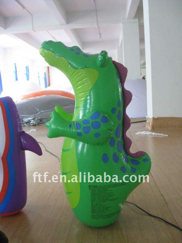 Dragon PVC Inflatable punching bag