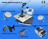 Оборудование термо приклеивания heat press machine with CE