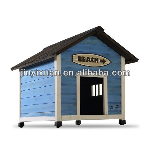 New arrival ! Indoor dog kennels with sweet design / Handsome wooden dog house / doghouse