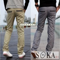 2011 New Arrive Washed Casual  Pants  Free shipping  Free  Shipping-SK-152