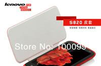 100% новый оригинальный lenovo s820 кожаный чехол на складе