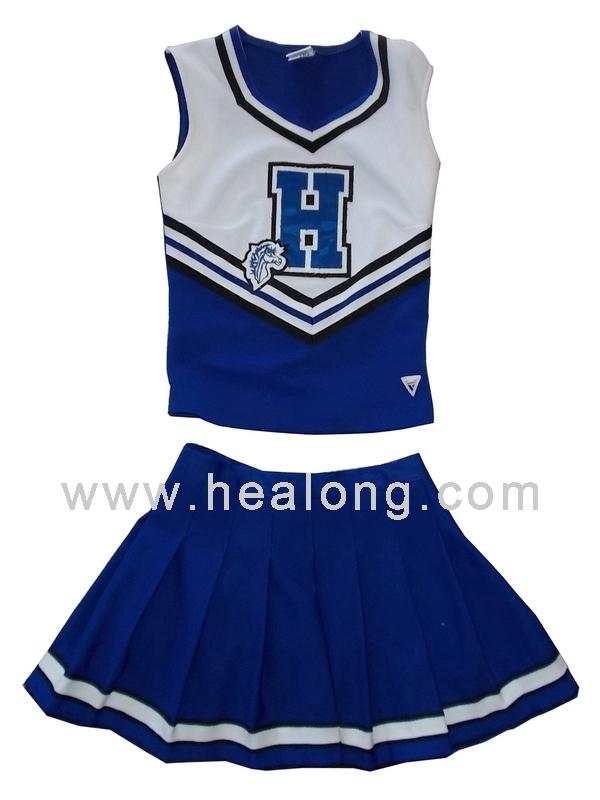 No Moq Custom Sexy School Girls Cheerleader Costume Buy