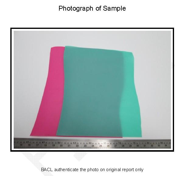 TPU polyurethane film for CROCS
