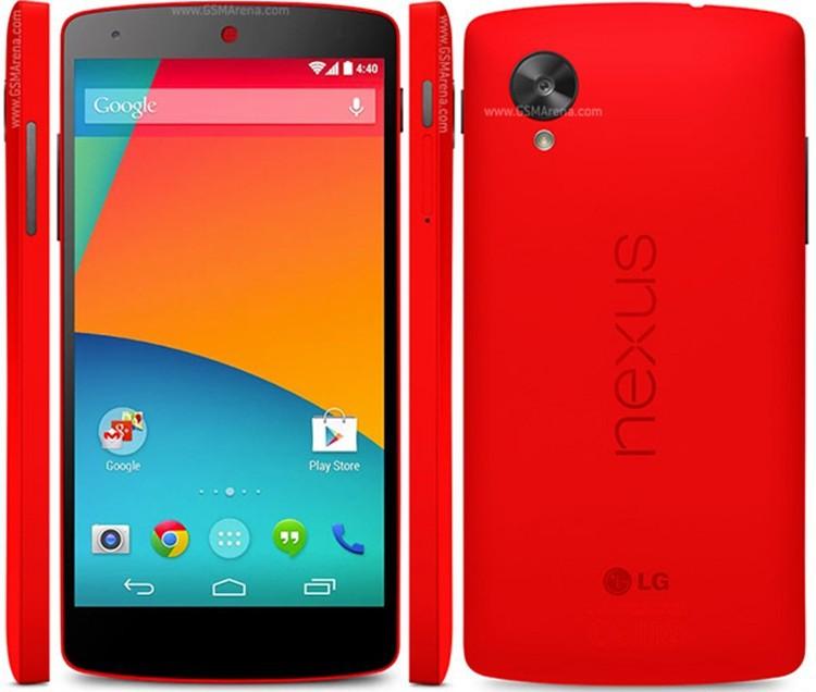 LG NEXUS 5 16GB D820