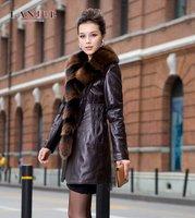 Женская одежда из меха PERNYCESS LANJUE 101