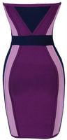 Вечернее платье Bandage dress spendex PL223
