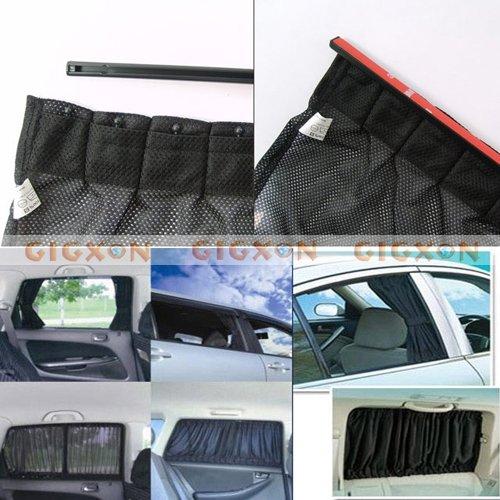 Как сшить шторы в автомобиль