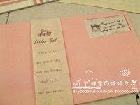 Бумажные конверты красочной жизни