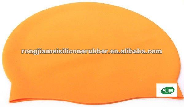2013 Hot selling sport custom swimming cap ODM swim cap