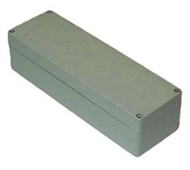 High precision electric aluminum extrusion enclosure ip66