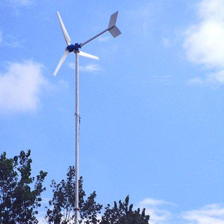 Endurance E3120 - Medium scale wind turbine for farms - Locogen